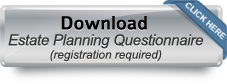 Download Estate Planning Questionnare